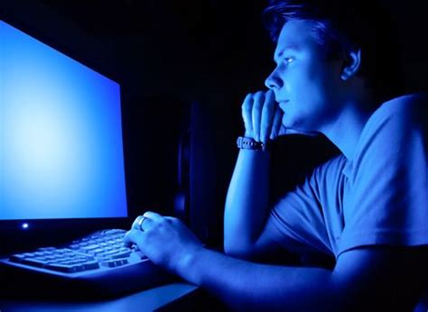 Is the blue light from digital screens and artificial lighting destroying your health?