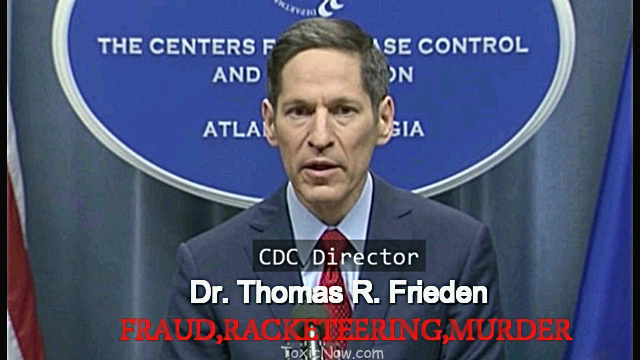 CDC Director Thomas Frieden conspires to cover up Vaccine Autism Link !