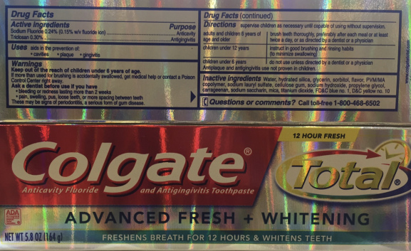 Why is there a pesticide in my toothpaste and soap ?