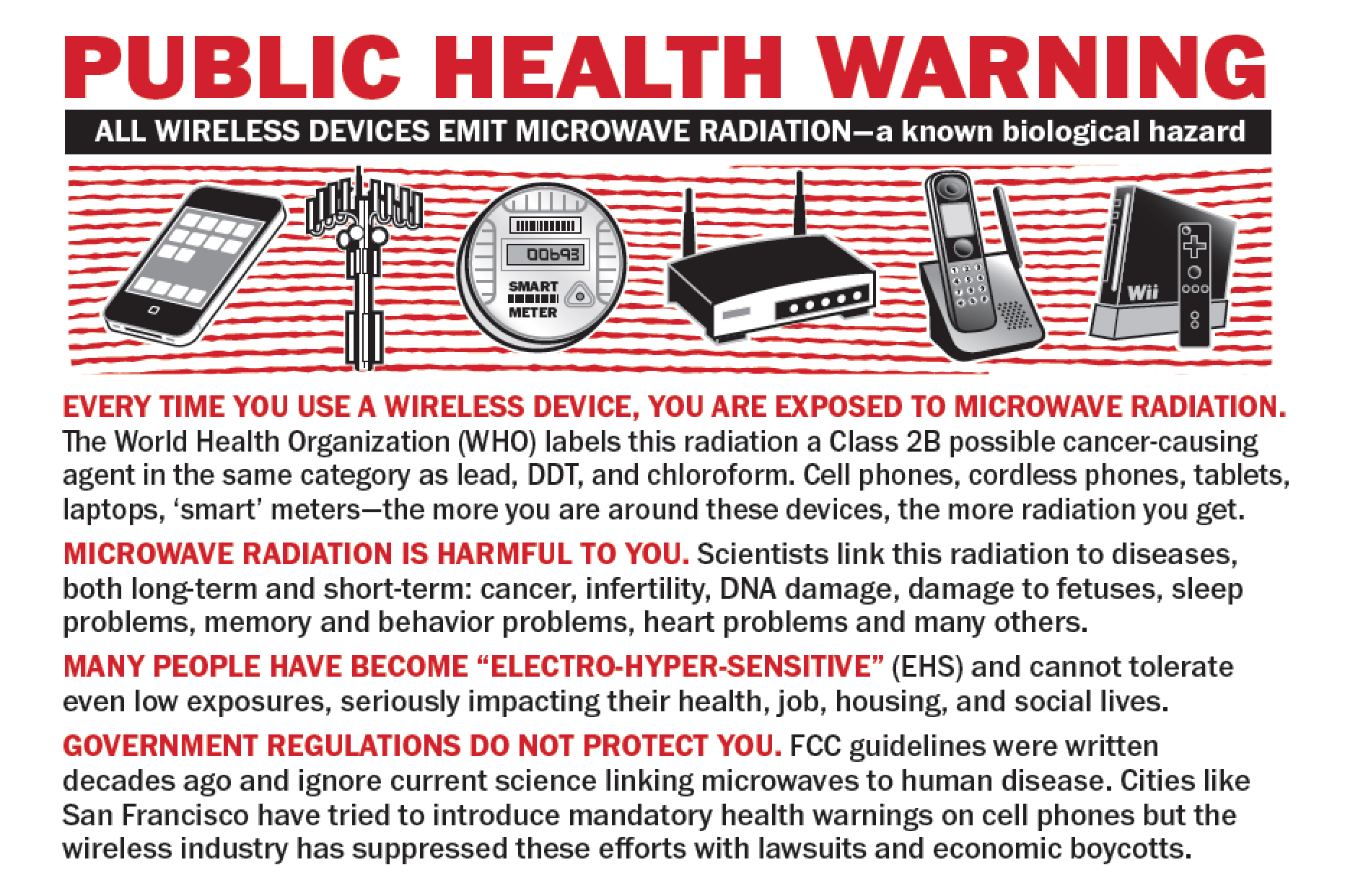 Emf Exposure From Cell Phones Wifi Are Killing Us Softly Questioning Everything Across The Plane
