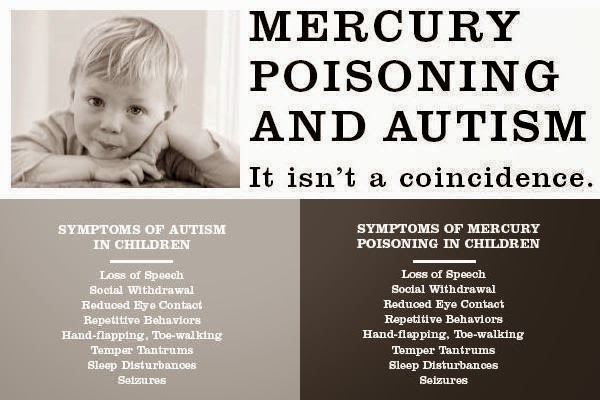 Mercury Filled Vaccines Give Children Autism @ ToxicNow.com
